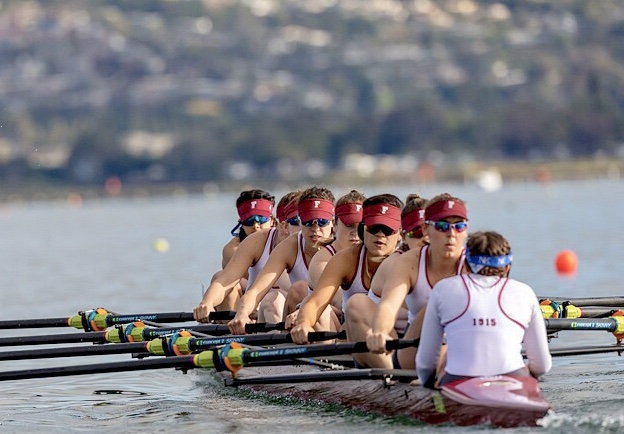 Fordham+Rowing+competed+in+its+first+two+events+of+the+season+this+weekend+in+New+Jersey+and+San+Diego.+%28Courtesy+of+Row2K%29