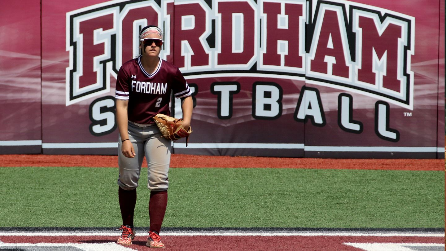 Despite an overall record of 13-20, Fordham softball has gotten off to an auspicious start in the Atlantic-10 with a conference record of 6-3. (Courtesy of Fordham Athletics)