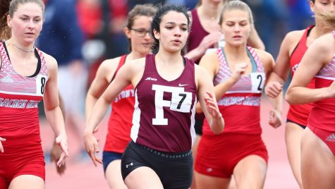 Track and Field in Two Places This Weekend