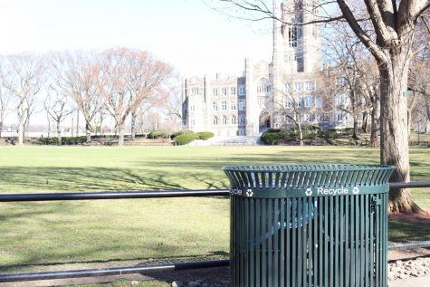 Living Sustainably on Fordham's Campus