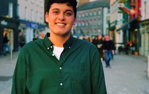 Freshman Brings Talented Voice to Ireland