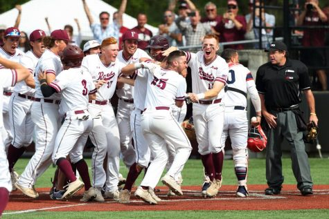 Baseball Wins Atlantic 10, to Travel to West Virginia in NCAA Tournament