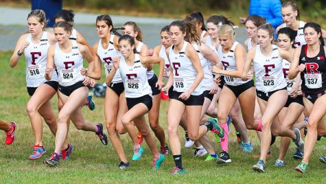 Fordham Cross Country was tops at the Metropolitan Championship on Friday. (Courtesy of Fordham Athletics)