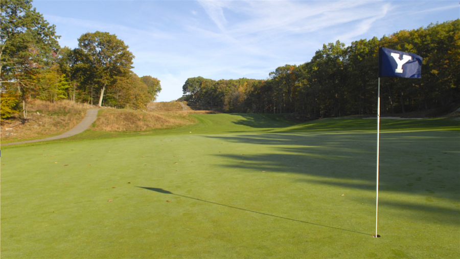 Fordham+Mens+Golf+played+on+the+beautiful+course+of+Yale+University%2C+participating+in+their+MacDonald+Invitational.+%28Courtesy+of+Fordham+Athletics%29