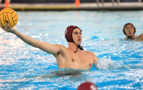 Fordham Water Polo took down its third nationally-ranked opponent on Friday. (Courtesy of Fordham Athletics)