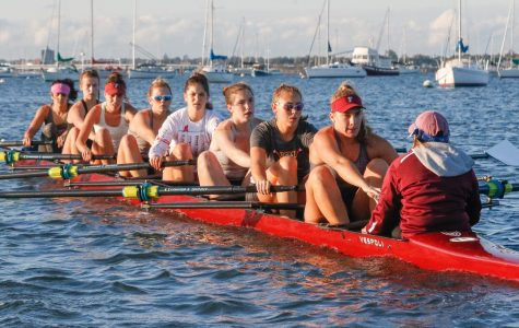 A Positive Start for Fordham Rowing