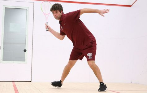 Fordham Squash hopes that its historic 2018–19 season was just a precursor for more to come in the next few years. (Courtesy of Fordham Athletics)