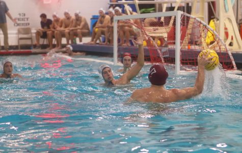 Men's Water Polo moves to 10-3 after splitting two matches over the weekend. (MacKenzie Cranna/The Fordham Ram)