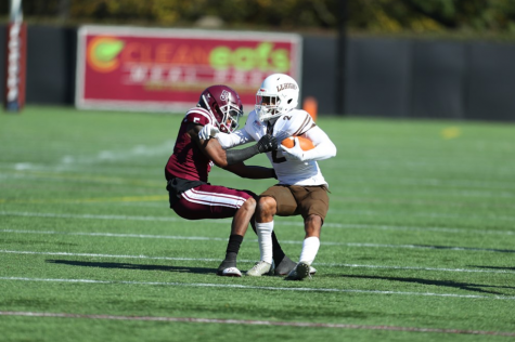 Lehigh and Fordham played a thriller on Saturday, but it was the road team who got the last laugh at Jack Coffey Field. (Courtesy of Fordham Athletics)