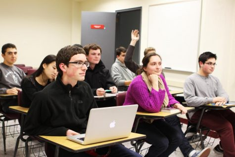 Humanities See Drop in Students, Fordham Follows National Trend