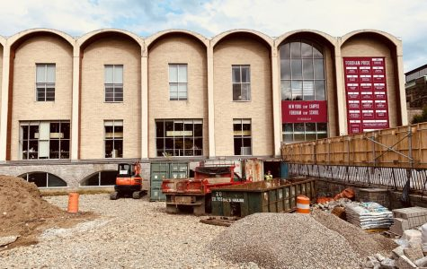 McShane Discusses McGinley Center Extension