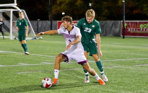 Men's Soccer falls to Columbia in Non-Conference Play
