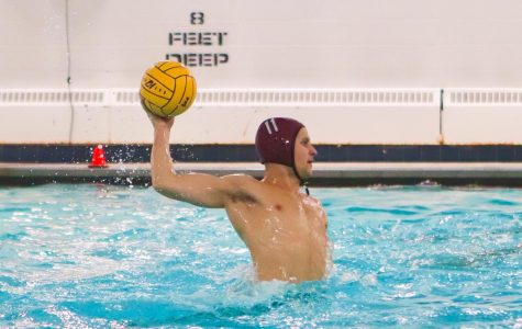 Fordham Water Polo won its fifth Judge Cup against Iona. (MacKenzie Cranna/The Fordham Ram)