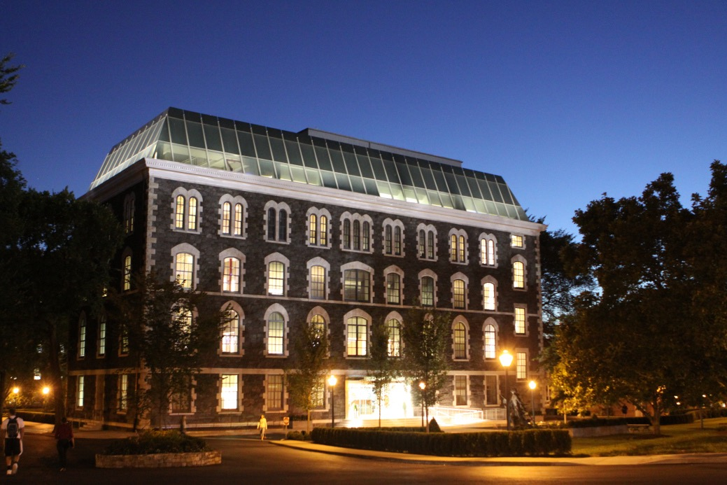 The Fordham Foundry is associated with the Gabelli school of business, although FCRH students can also apply.