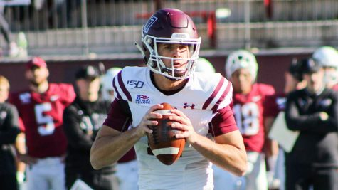 Fordham Football now fall to 1–2 in the Patriot League standings. (Courtesy of Fordham Athletics)