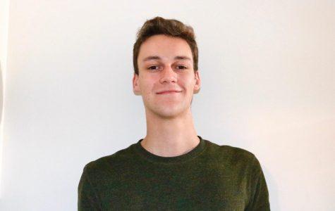 Andrew Parsons, FCRH '21 interns at St Barnabas Hospital.