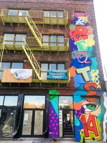 Bronx Kreate Hub Provides Affordable Studio Space for Local Artists