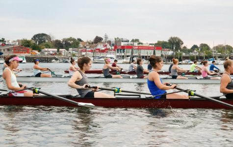 Rowing Concludes Fall Season