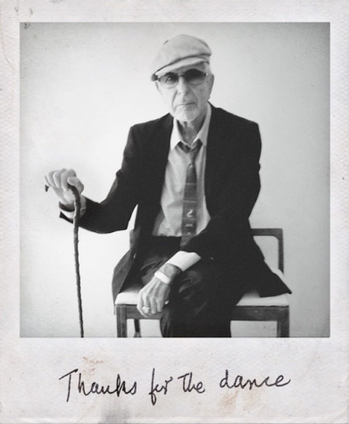 "Leonard Cohen's ""Thanks for the Dance"" Reopens Grief's Wound"