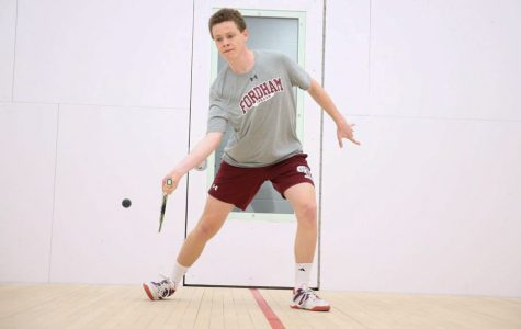 Fordham Squash remains undefeated after its opening-weekend sweep at the Vassar Round Robin. (Courtesy of Fordham Athletics)