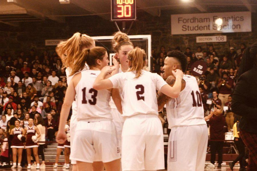 Women%27s+Basketball+Suffers+Blowout+Loss+at+Columbia