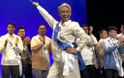 Jeffrey Pelayo, FCRH '21, won the title Mr. Philippine-Islands at a pageant at Columbia University.
