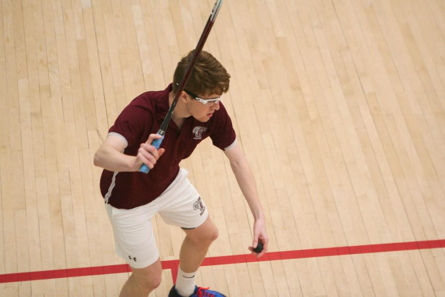 Fordham+Squash+took+two+of+its+three+matches+in+the+final+weekend+of+November.+%28Alex+Wolz%2FThe+Fordham+Ram%29