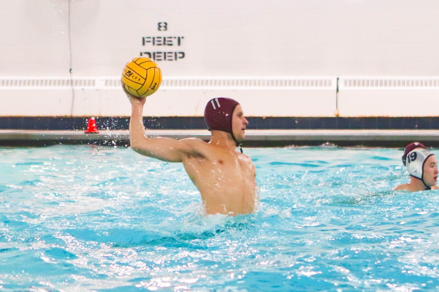 Fordham Water Polo has a lot to be proud of at the end of the 2019 season. (MacKenzie Cranna/The Fordham Ram)