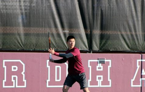 Men's Tennis Starts Spring Slate with 6-1 Victory Over Bucknell