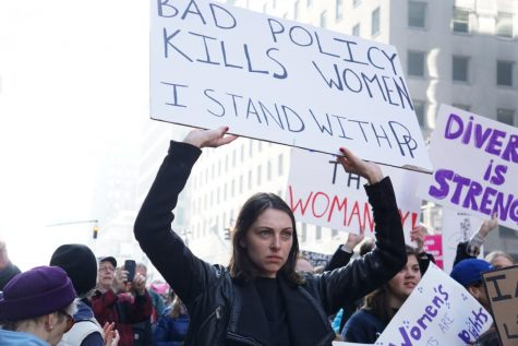 The Women's March still remains important, despite dwindling numbers. (Courtesy of Flickr)