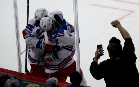 The Rangers, along with the Devils and Islanders, have been a part of the current hockey madness. (Courtesy of Flickr)