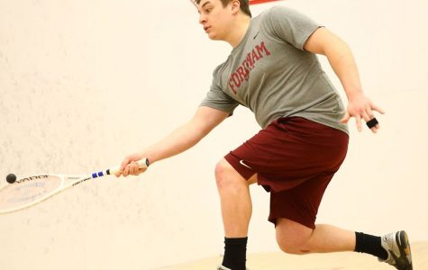Squash Rebounds, in Health And Results, Against Bucknell