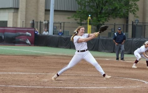 Softball's Aughinbaugh Ready for Final Ride in Maroon and White