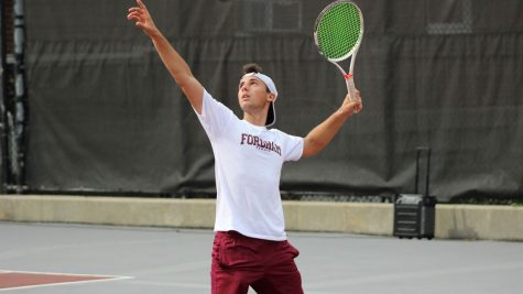 Men's Tennis Finds Success in First Matches of Season