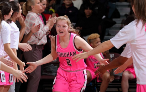 Women's Basketball Downs Rhode Island 60-50