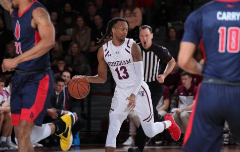 Men's Basketball Drops Sixth Straight After Loss to Duquesne