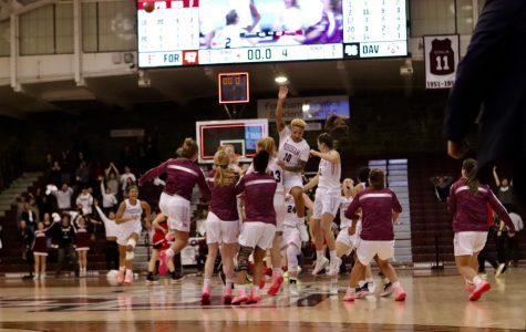 Heremaia's Career Day Leads Fordham Past Richmond