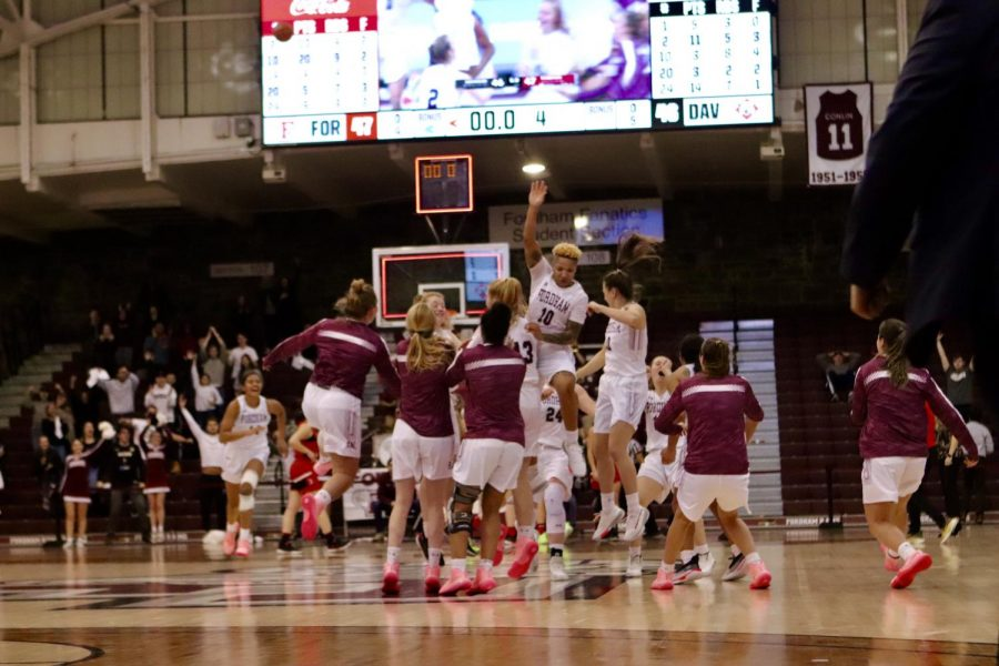 With+a+game-winning+buzzer+beater+from+Cavanaugh+and+remarkable+road+showing+from+Heremaia%2C+it+is+an+exciting+time+to+be+a+Ram.+%28Mackenzie+Cranna%2FThe+Fordham+Ram%29