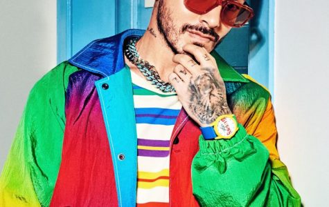 "J Balvin Offers a Pop of Joy with ""Colores"""