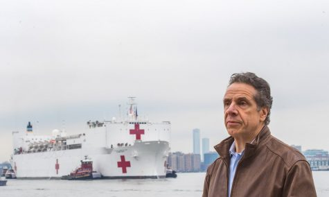 Gov. Cuomo has been prasied for his responsibility during the COVID-19 pandemic. (Courtesy of Twitter)