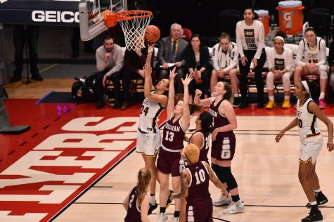 Tournament Loss Ends Fordham's Season, Frazier's Career