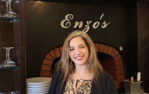 Di Rende took over ownership of Enzo's three years ago after the passing of her husband. (Courtesy of the Belmont Business Improvement District)