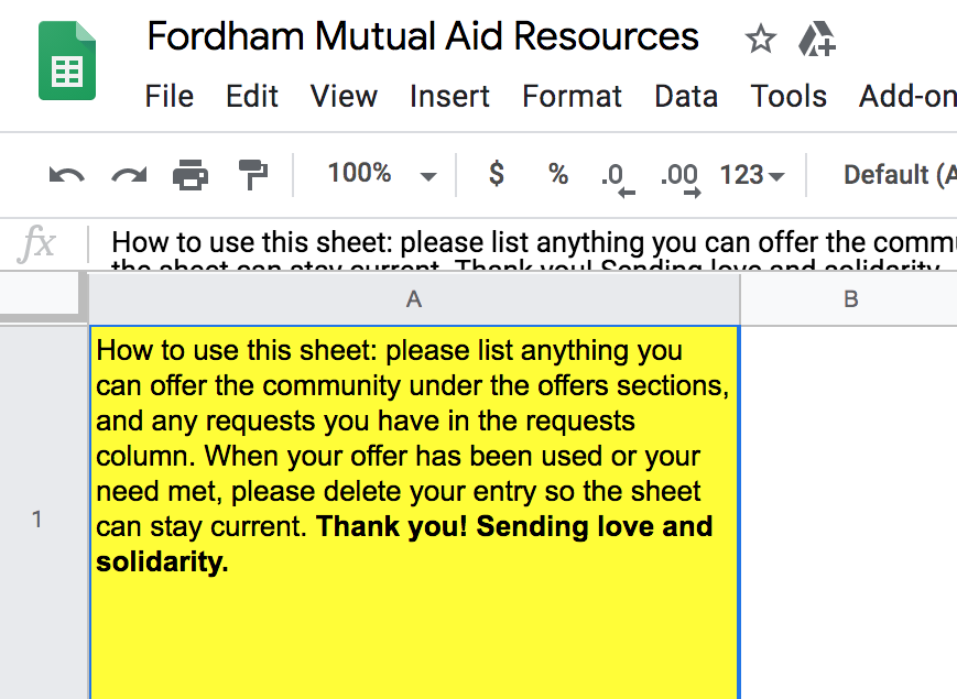 Fordham%27s+mutual+aid+spreadsheet+is+divided+into+sections+based+on+different+types+of+needs+students+might+have.+%28Jennifer+Hoang%2FThe+Fordham+Ram%29
