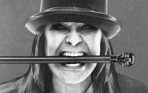 Ozzy Osbourne's latest album,