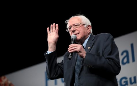 Senator Sanders (D-VT) suspended his campaign for the 2020 presidential election. (Courtesy of Flickr)
