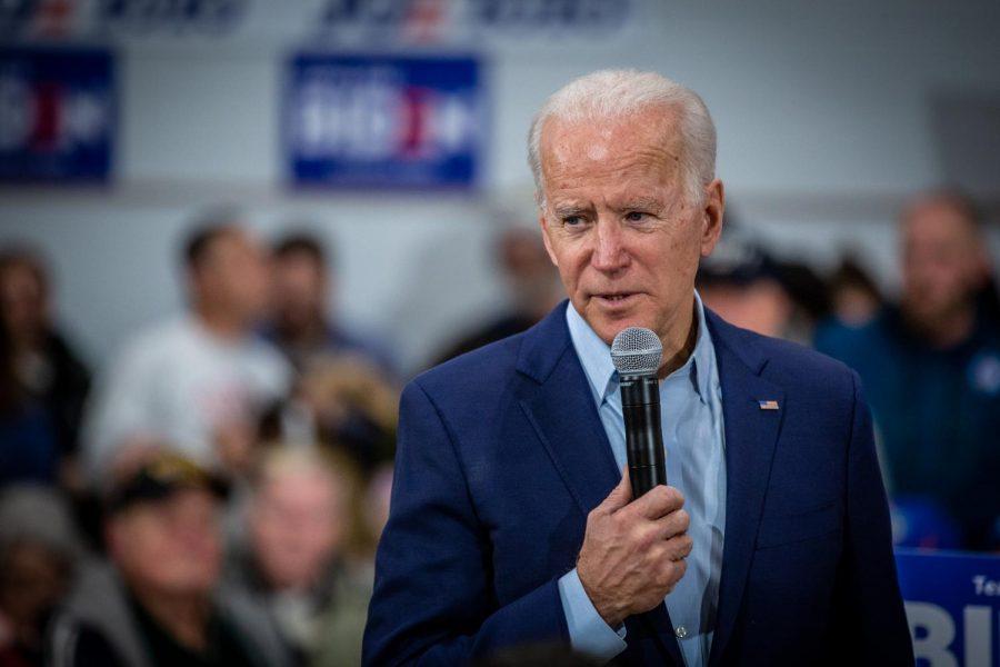 Sexual+assault+allegations+against+frontrunner+Biden+have+not+received+extensive+media+attention.+%28Courtesy+of+Flickr%29