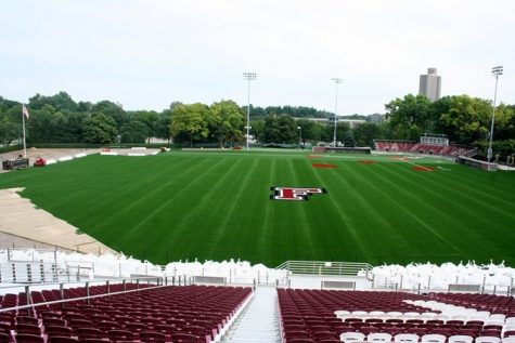 Jack Coffey Field (above) may host New Amsterdam FC. (Courtesy of Fordham Athletics)