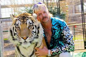 There are many parallels between Joe Exotic's life and Shakespeare's
