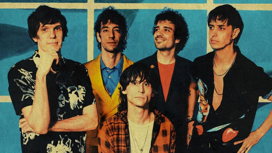 The+Strokes+return+with+a+triumphant+album.+%28Courtesy+of+Facebook%29