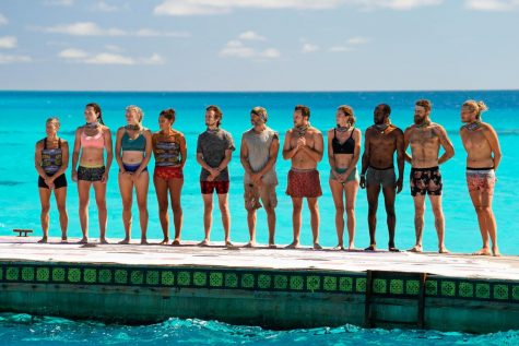 """""""Survivor: Winners at War"""" is a reality television spectacle. (Courtesy of Facebook)"""
